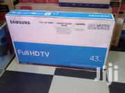 2019 Samsung Smart 43 Inches Series 5 J5202 With Netflix Youtube Wifi | TV & DVD Equipment for sale in Nairobi, Nairobi Central