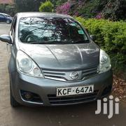 Nissan Note 2008 Gray | Cars for sale in Nairobi, Woodley/Kenyatta Golf Course
