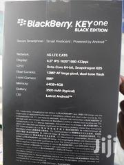 New BlackBerry KEYone 64 GB Black | Mobile Phones for sale in Nairobi, Nairobi Central