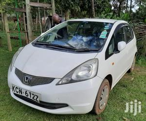 Honda Fit 2013 White