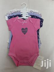5 Piece Body Suits Available For 0-18 Months | Children's Clothing for sale in Nairobi, Nairobi Central