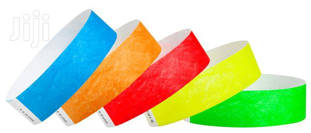 Tyvek Bands/ Event Wristbands \ Event Tags \ Paper Wristbands