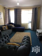 Grey Patterned and Plain Curtains With Matching Sheers | Home Accessories for sale in Nairobi, Nairobi South