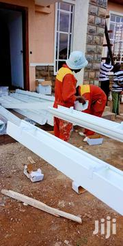 Harvest Your Water Without Any Problems Pvc Boxed Profile Gutters Best | Building Materials for sale in Nairobi, Imara Daima
