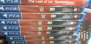 Wwe 2K 20 For Ps 4