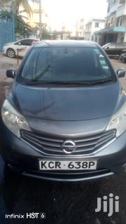 Nissan Note 2013 Gray | Cars for sale in Mombasa, Shimanzi/Ganjoni
