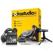 Complete PODCASTUDIO Bundle With USB/Audio Interface | Audio & Music Equipment for sale in Nairobi, Nairobi Central