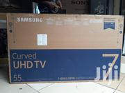 Samsung Smart 4K Curved Uhd Tv 55 Inch | TV & DVD Equipment for sale in Nairobi, Nairobi Central