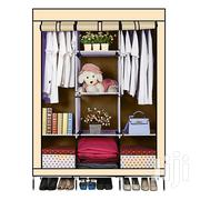 Portable Wardrobe With Metallic Stands   Furniture for sale in Nairobi, Nairobi Central