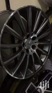 Mercedes Benz Alloy Rims In Size 17 Inch Brand New | Vehicle Parts & Accessories for sale in Nairobi, Karen
