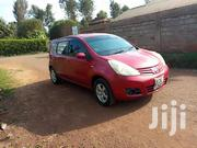 Nissan Note 2010 1.4 Red | Cars for sale in Kiambu, Township C