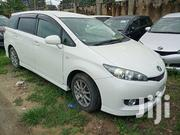 Toyota Wish 2012 White | Cars for sale in Mombasa, Shimanzi/Ganjoni