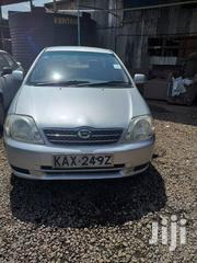 Toyota Corolla 2001 Sedan Silver | Cars for sale in Nakuru, Nakuru East
