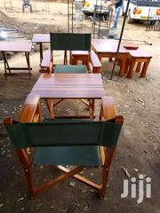 2foldable Chairs Plus 1foldable Table | Furniture for sale in Nairobi, Ngando