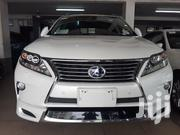 New Lexus RX 2012 450H FWD White | Cars for sale in Mombasa, Shimanzi/Ganjoni
