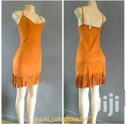 Suede Fringe Dress Size 10/12 | Clothing for sale in Nairobi, Nairobi Central