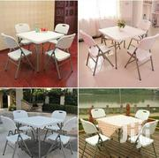 Event Organizers Foldable Tables and Chairs Are Best for Christmas | Home Accessories for sale in Nairobi, Imara Daima