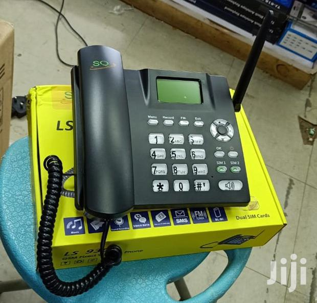 SQ Gsm Phone For Office And Home