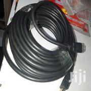 15M High Quality HDMI Cable Black | TV & DVD Equipment for sale in Nairobi, Nairobi Central