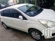 Nissan Note 2011 White | Cars for sale in Mombasa, Shanzu
