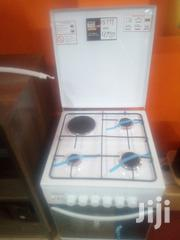 Saturn ST-GE2002D, 3 Gas + 1 Electric Cooker Oven. | Kitchen Appliances for sale in Nairobi, Nairobi Central
