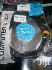 Hdmi to Dvi Cable   TV & DVD Equipment for sale in Nairobi, Nairobi Central