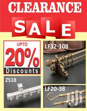 Curtain Rods And Rails On Offer   Building Materials for sale in Nairobi, Imara Daima