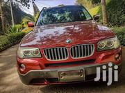 BMW X3 2008 Red | Cars for sale in Nairobi, Woodley/Kenyatta Golf Course
