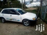 Toyota Starlet 1995 Glanza White | Cars for sale in Kiambu, Limuru East