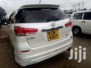 Toyota Wish 2010 White | Cars for sale in Nairobi, Kilimani