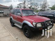 Toyota Land Cruiser Prado 2001 Red | Cars for sale in Nairobi, Karen