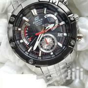 Black Friday SAVE!!! Black& White Dial Chronograph Silver Watch | Watches for sale in Nairobi, Nairobi Central