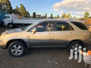 Toyota Harrier 2002 Gold | Cars for sale in Nairobi, Embakasi