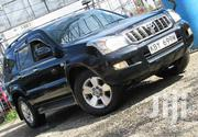 Toyota Land Cruiser Prado 2007 Black | Cars for sale in Nairobi, Nairobi Central