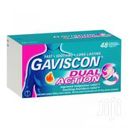 Gaviscon Double Action Tablets 48`S | Vitamins & Supplements for sale in Nairobi, Ngara