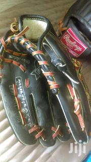 """Rawlings 9"""" Right Handed Leather Youth Baseball Glove 