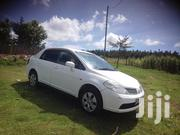 Nissan Tiida 2006 White | Cars for sale in Nakuru, Molo