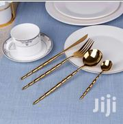 Set Of 4 Gold Spoons   Kitchen & Dining for sale in Nairobi, Nairobi South