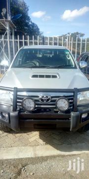 Toyota Hilux 2013 Silver   Cars for sale in Nairobi, Kilimani
