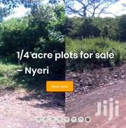 Nyeri Mhasibu Twinmount Estate | Land & Plots For Sale for sale in Nyeri, Kiganjo/Mathari