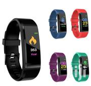 ID115 Heart Rate Smart Bracelet Bluetooth Smart Watch | Smart Watches & Trackers for sale in Nairobi, Nairobi Central