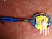 Badminton Set:2 Rackets 1 Shuttlecock Perfect for All Family   Sports Equipment for sale in Nairobi, Kahawa West