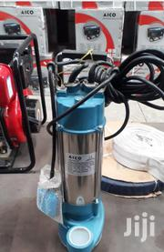 New Brand 1.0 Hp 32m Aico Submersible Pump Single Phase | Plumbing & Water Supply for sale in Nairobi, Embakasi
