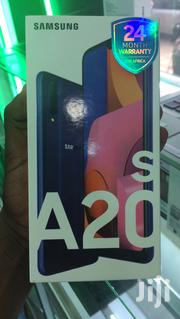 New Samsung Galaxy A20s 32 GB Blue   Mobile Phones for sale in Nairobi, Nairobi Central