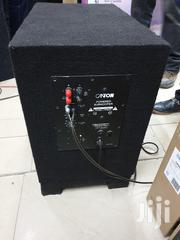 "Powered Canton Subwoofer With Pioneer 10""Subwoofer 