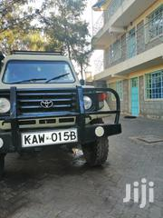 Toyota Land Cruiser 2005 3.0 D-4D Executive Beige | Cars for sale in Kajiado, Kitengela