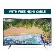 New Samsung Smart 4k Uhd Curved Tv 65 Inch | TV & DVD Equipment for sale in Nairobi, Nairobi Central