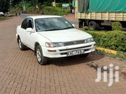 Toyota Corolla Hatchback 1993 White | Cars for sale in Kisii, Kisii Central