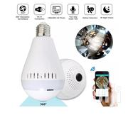Home Office 360 ̊ Panoramic Wireless IP Wifi Security Camera Bulb | Home Accessories for sale in Nairobi, Nairobi Central