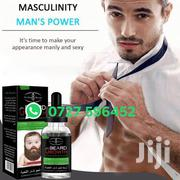 Beard and Moustache Fast Growth Oil | Skin Care for sale in Nairobi, Nairobi Central